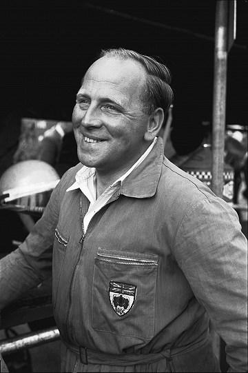 Reg Parnell