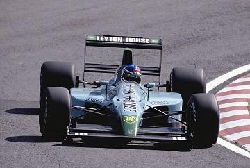 Leyton House Racing