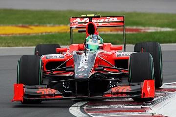 Marussia Virgin Racing