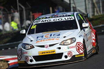 MG RCiB Insurance Racing