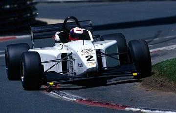 Red Bull Junior Team F3000