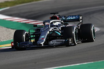Mercedes-AMG Petronas Formula One Team
